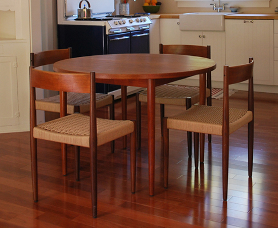 Completed Poul Vother Dining Set