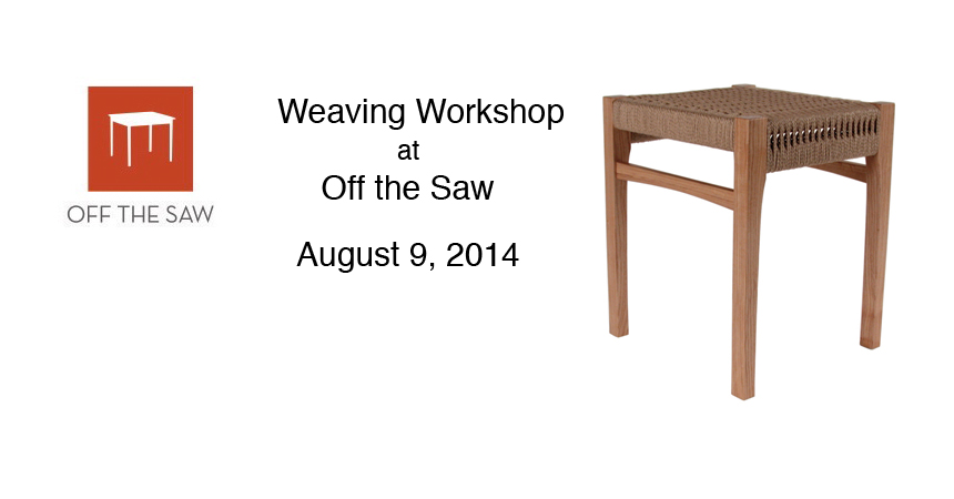Weaving Woerkshop
